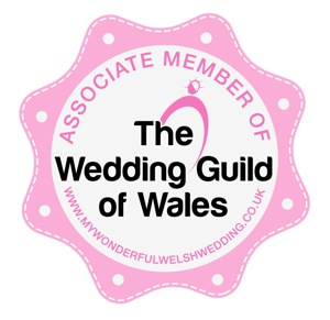 Funky Fountains is an Associate Member of The Wedding Guild of Wales